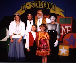The cast of Hansel and Gretel (FTC 2003)